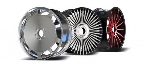 轮毂安装及改装
